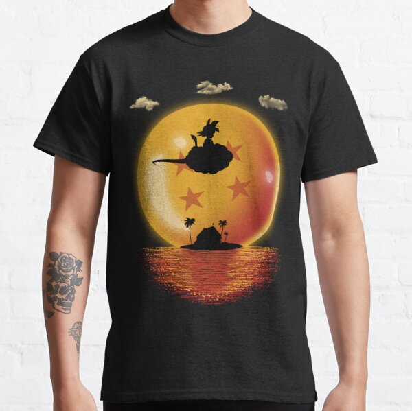 Dragon Ball Z, Son Goku Classic T-Shirt