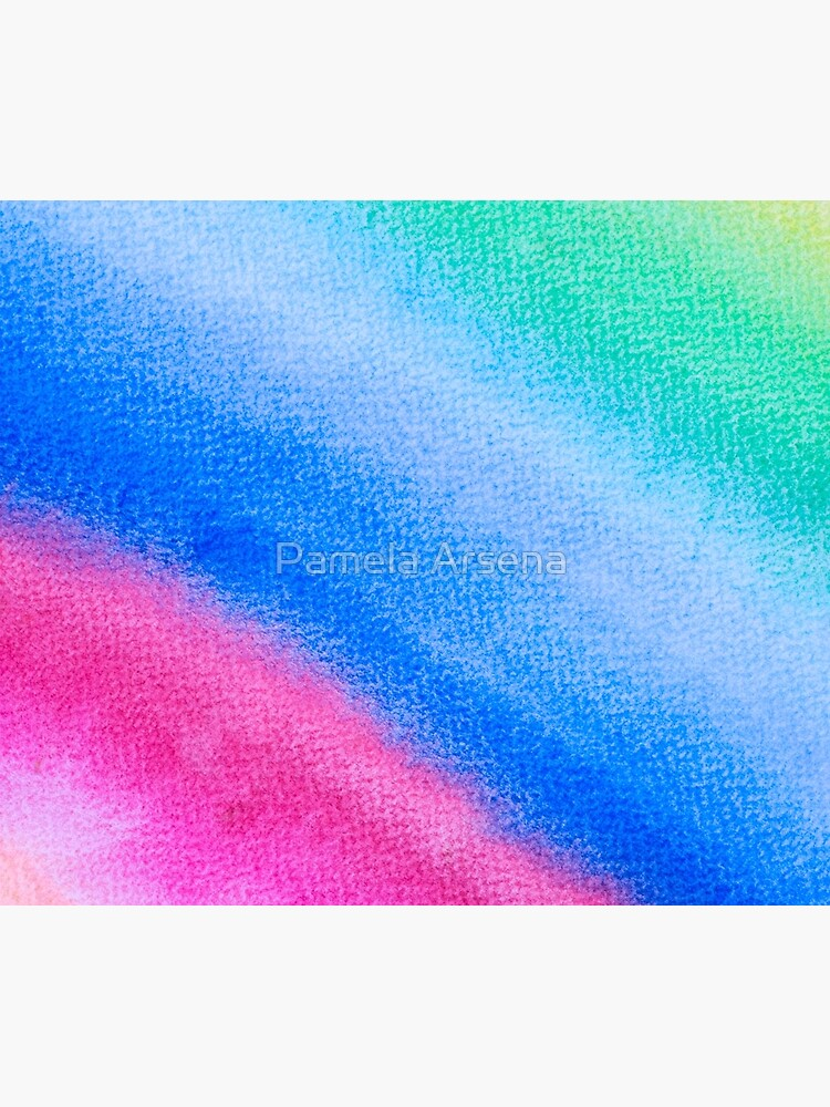 Bright Wet Paint Brushstrokes by xpressio