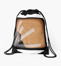 i like bikes Drawstring Bag