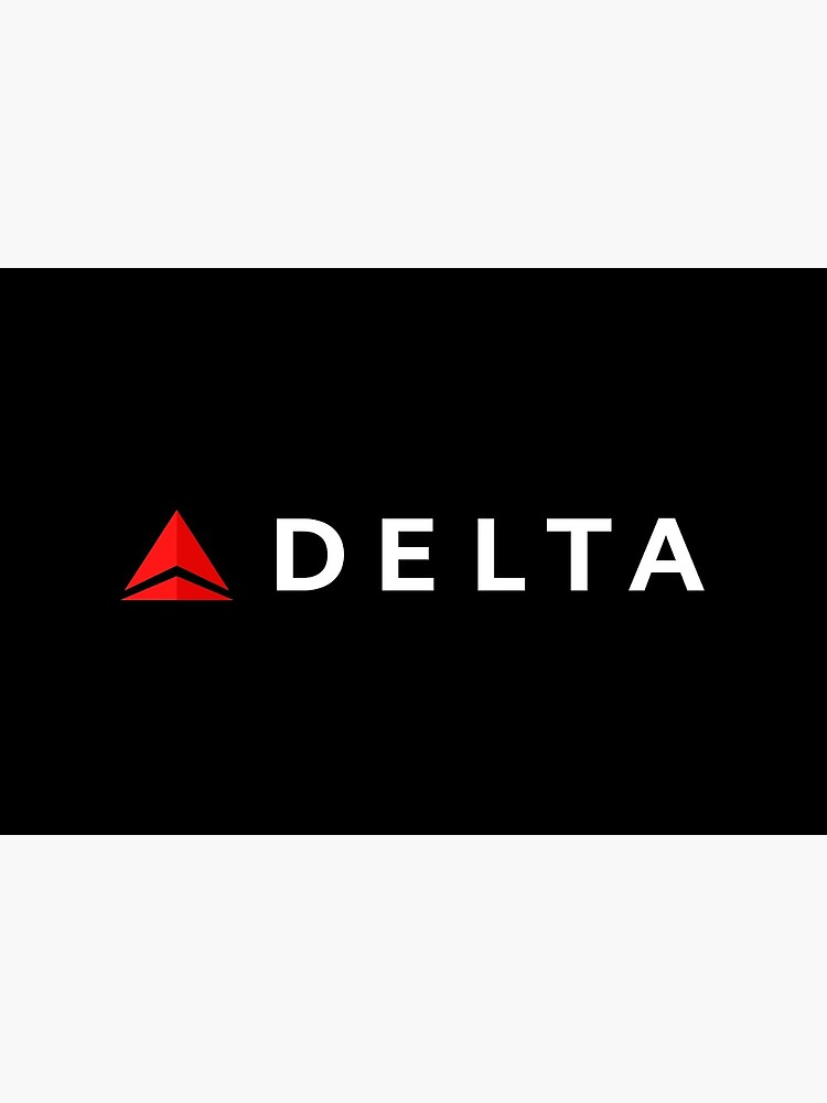 Delta Airlines Logo by fredparry