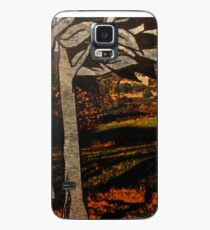paper trees & pod birds  Case/Skin for Samsung Galaxy