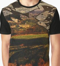 paper trees & pod birds  Graphic T-Shirt