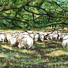 The Flock by Anneke