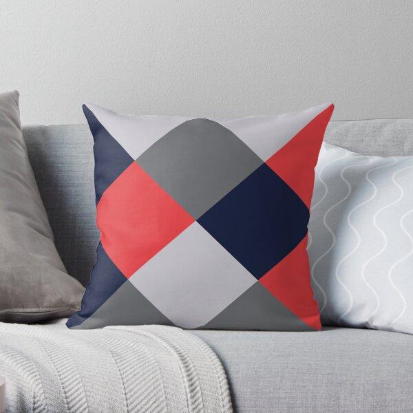 Royal Square Throw Pillow