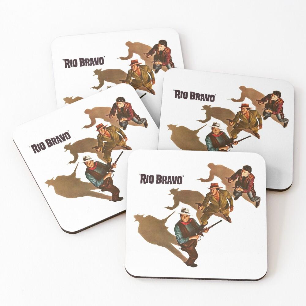 Rio Bravo Coasters (Set of 4)
