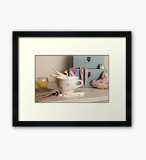 78/365 Framed Print