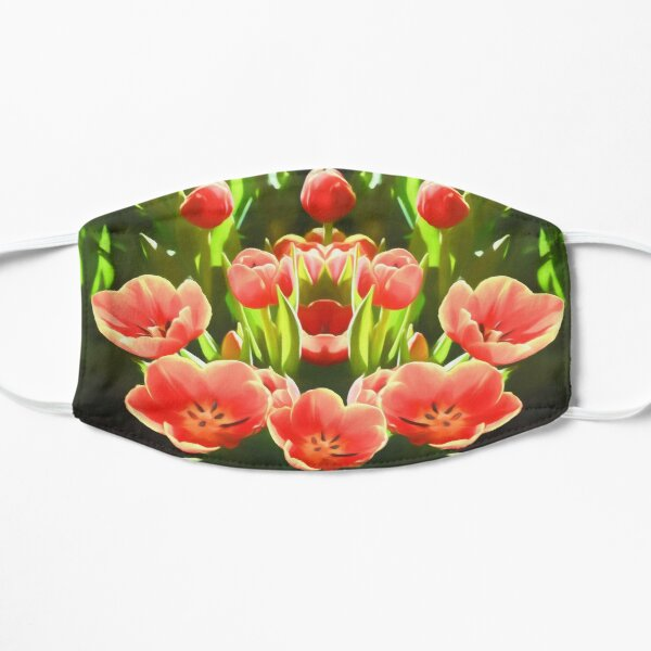 Tulips (digital painting) Small Mask
