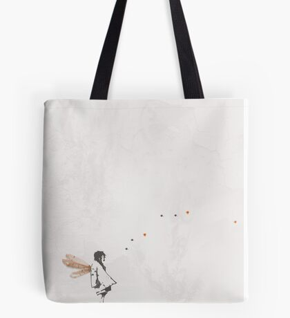 i want to fly with you... Tote Bag