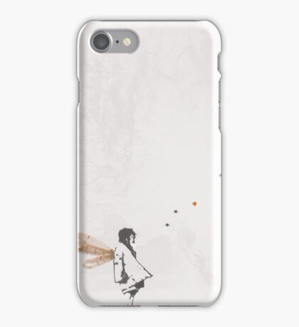 i want to fly with you... iPhone Case/Skin