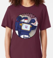 Soundwave: Superior Slim Fit T-Shirt