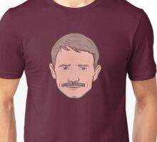I Don't Shave for ... ANYONE Unisex T-Shirt