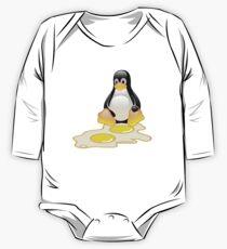 LINUX TUX PENGUIN TWINS SUNNYSIDE UP  Kids Clothes