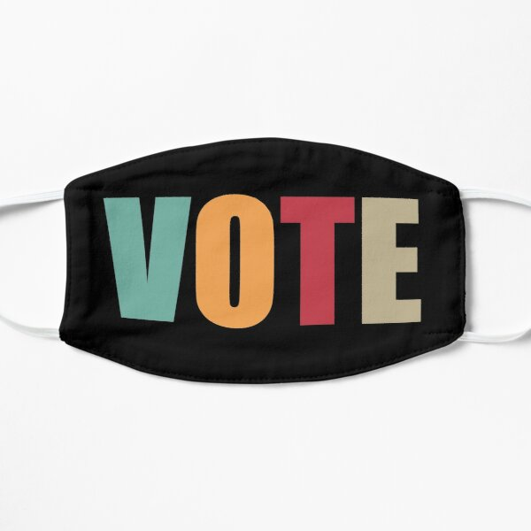 VOTE RETRO EDITION Mask