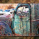 Junk yard truck by thatstickerguy