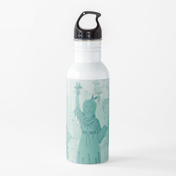 Ladies Liberty  Water Bottle
