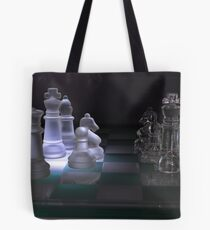 Chess Pieces - Tote Bag