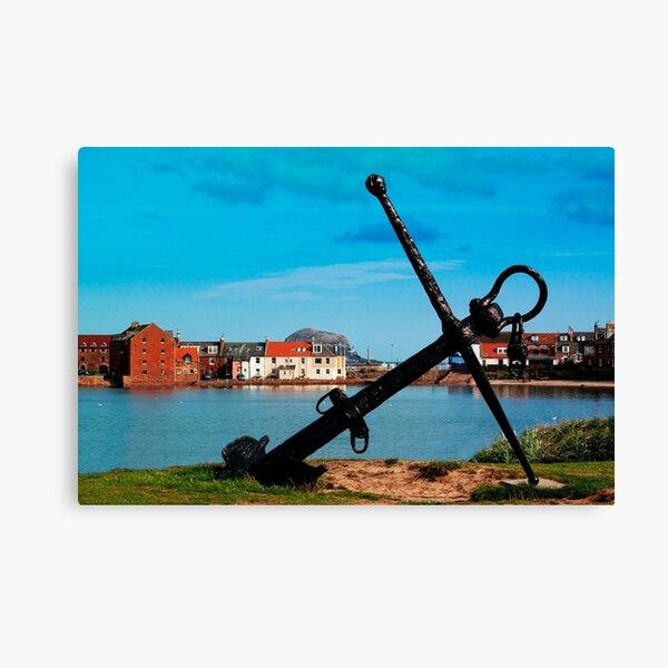 North Berwick Canvas Print