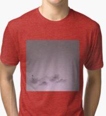 girl in the sky Tri-blend T-Shirt