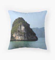 Ha Long Bay, Vietnam Throw Pillow
