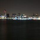 Liverpool at Night by TigerOPC