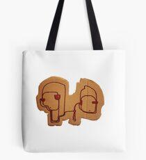 Socrates & Arnold Tote Bag