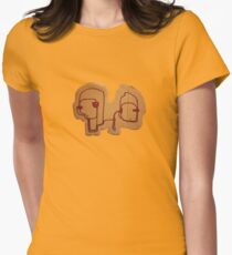 Socrates & Arnold Womens Fitted T-Shirt