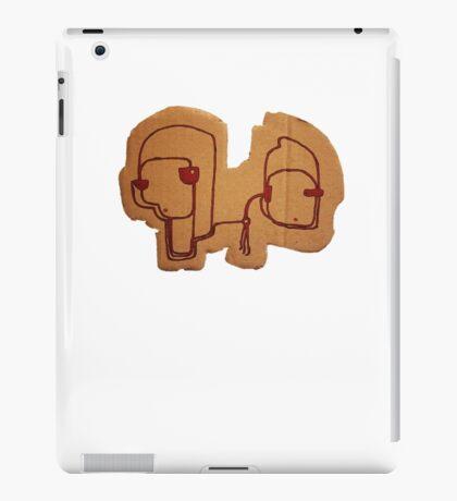 Socrates & Arnold iPad Case/Skin