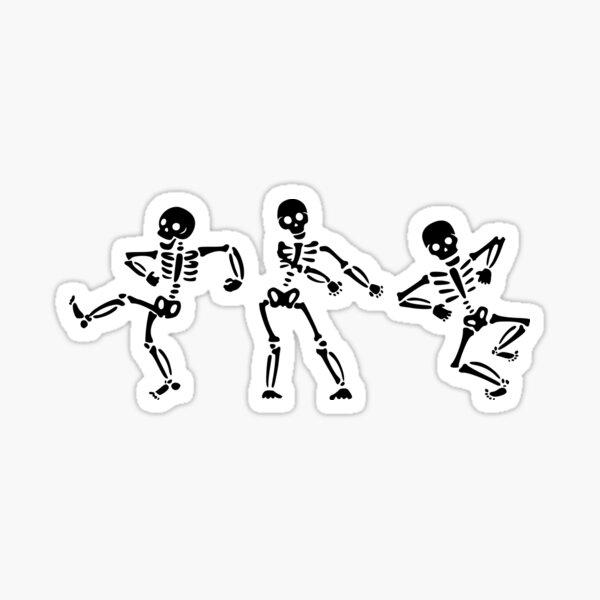 Let's dance Sticker