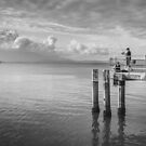 Dock of the Bay by jamjarphotos
