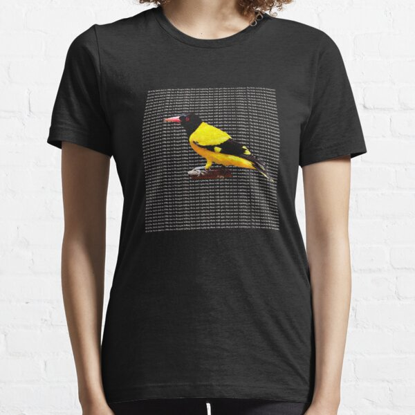 ALL OF THE BIRDS DIED IN 1986 Essential T-Shirt