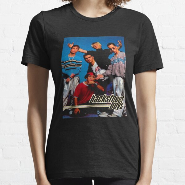 Backstreet Boys Camiseta esencial