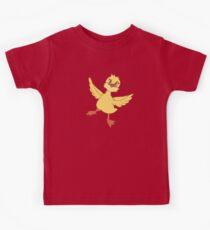Jolly dancing duckling Kids Tee