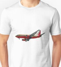 Southwest Airlines Boeing 737-500 T-Shirt