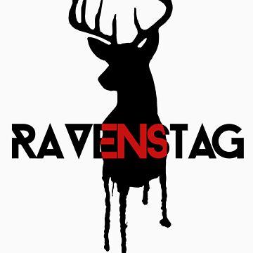Ravenstag Minimalist by exoticflaw
