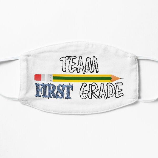 team first grade  Flat Mask