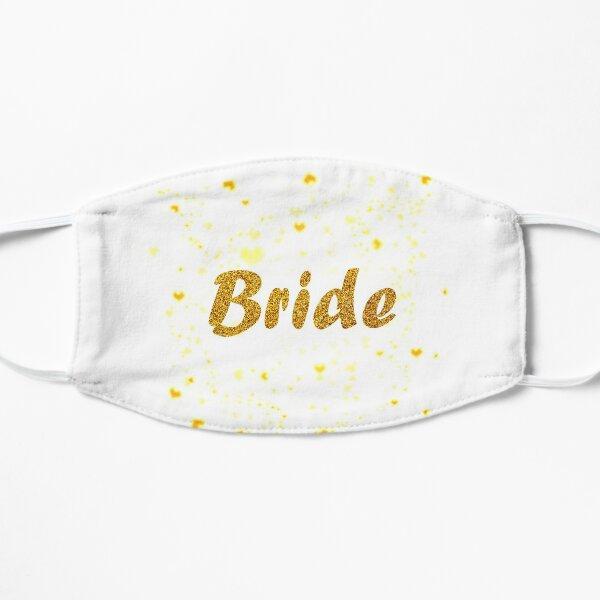 bride t-shirt Flat Mask