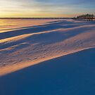 Snowy Sunset by Mark Iocchelli