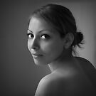 Her Eyes by Irina Chuckowree