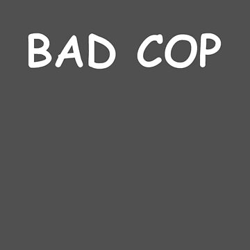 Bad Cop by newbs