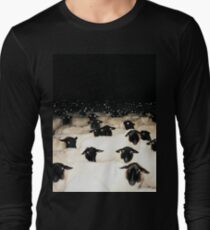 Wrong Neighborhood ! (FULL) Long Sleeve T-Shirt