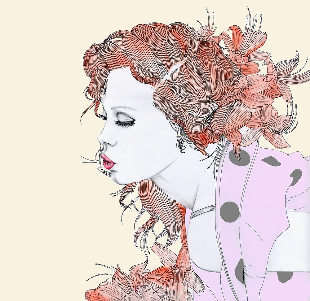 Orange Kiss by KillerCupcake
