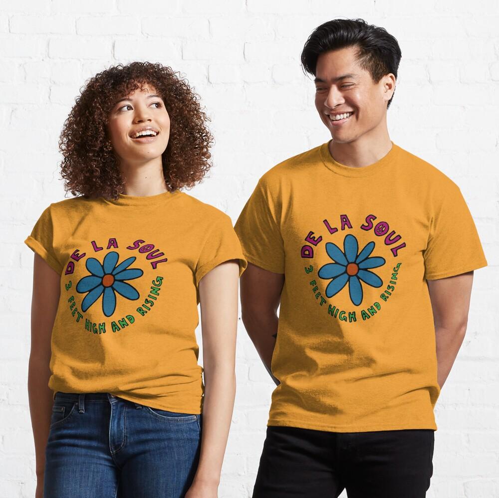 De La Soul 3 Feet High And Rising Classic T-Shirt