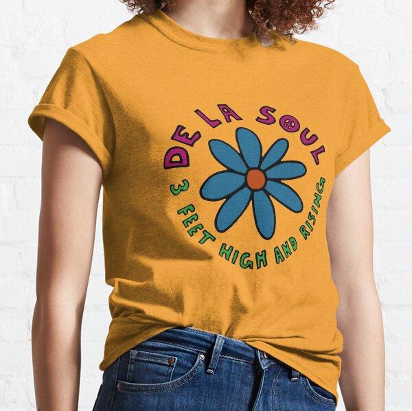 De La Soul 3 Fuß hoch und steigend Classic T-Shirt