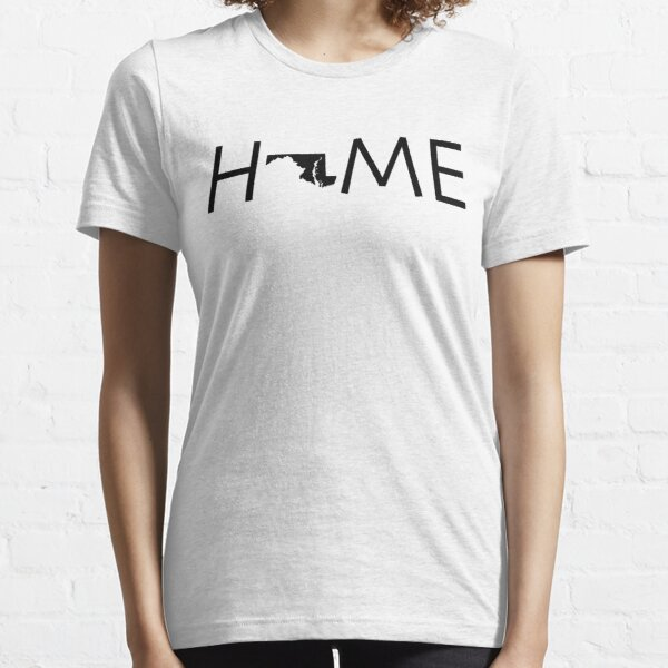 MARYLAND HOME Essential T-Shirt