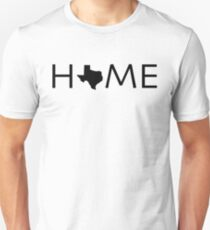 TEXAS HOME Slim Fit T-Shirt