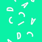 ACID - Font by electrosterone