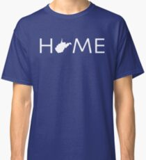 WEST VIRGINIA HOME Classic T-Shirt