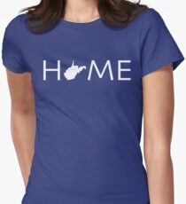 WEST VIRGINIA HOME Women's Fitted T-Shirt