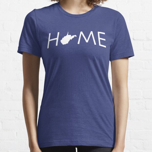 WEST VIRGINIA HOME Essential T-Shirt