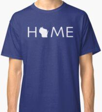 WISCONSIN HOME Classic T-Shirt